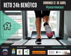 Carrera virtual solidaria del Rafal Running con el hospital Vega Baja