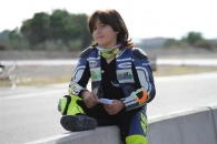 Aitor Costa prepara su debut en Mini GP 70cc